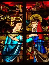 Visitation de Marie à Elisabeth